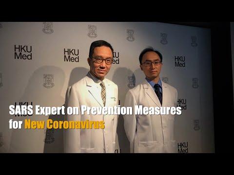 SARS expert on
