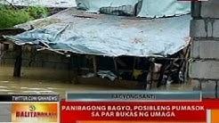 BT: Panibagong bagyo, posibleng pumasok sa PAR bukas ng umaga