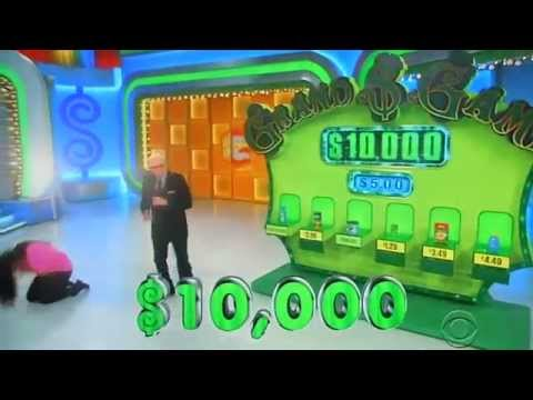 The Price is Right - Grand Game - 10/5/2015