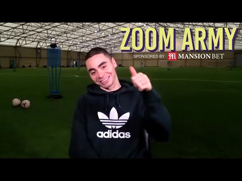 ZOOM ARMY 🇵🇾 Miguel Almirón Answers Your Questions