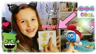 Набір намистин Aquabeads Студія Делюкс. Ігровий набір для дівчаток Аква Бидс для виробів для дітей