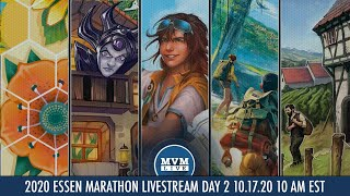 MvM Live Essen Marathon 2020  Day 2