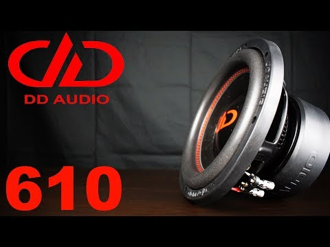 Digital Designs 610 - Subwoofer Review