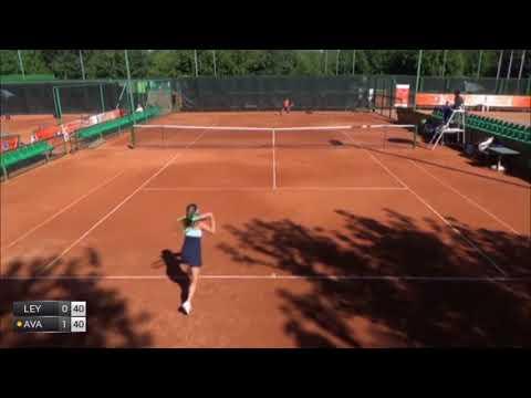 Leykina Polina v Avanesyan Elina - 2017 ITF Moscow