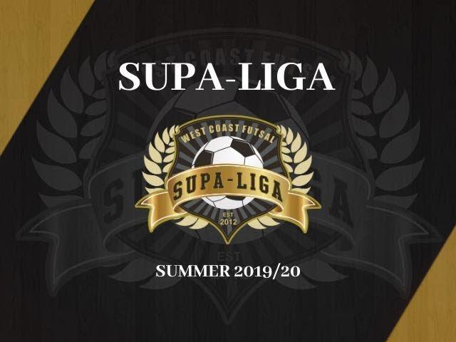 Round 14 Youth Supa-Liga Summer 2019/20