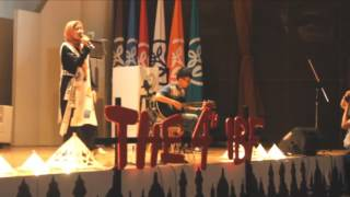 Download Video Dinda Firdausa (cover) on stage - Anji -