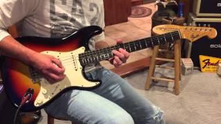 1965 JAN 65 Clean Fender Strat Eddie Vegas