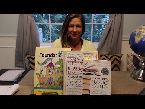 How I teach my kids to Read | Easy method to teach your kids to read in homeschool