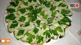#Очень#вкусная#закуска#из#кабачков#и#синих#на#праздничный#стол#и#просто#на#ужин#😋👍🤗