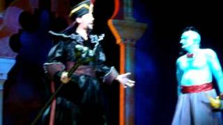 """Aladdin: A Musical Spectacular"" - ""Prince Ali (Reprise)"" - 4/16/11"