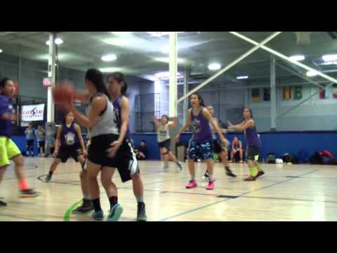 2015/12/12 Philadelphia Lady Suns vs NYC Sabres  - Game 1