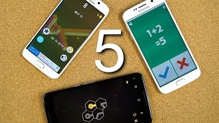 Five games you need to play! (Android)