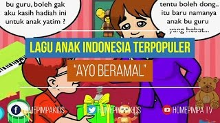 Lagu Anak Indonesia Lengkap Dengan Lirik - Ayo Beramal