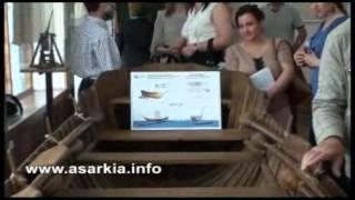 Абхазия - Анакопия.flv(14 мая в в Сухуме в Центральном выставочном зале открылась выставка, посвященная 10-летию Национального Ново..., 2012-05-15T08:48:30.000Z)