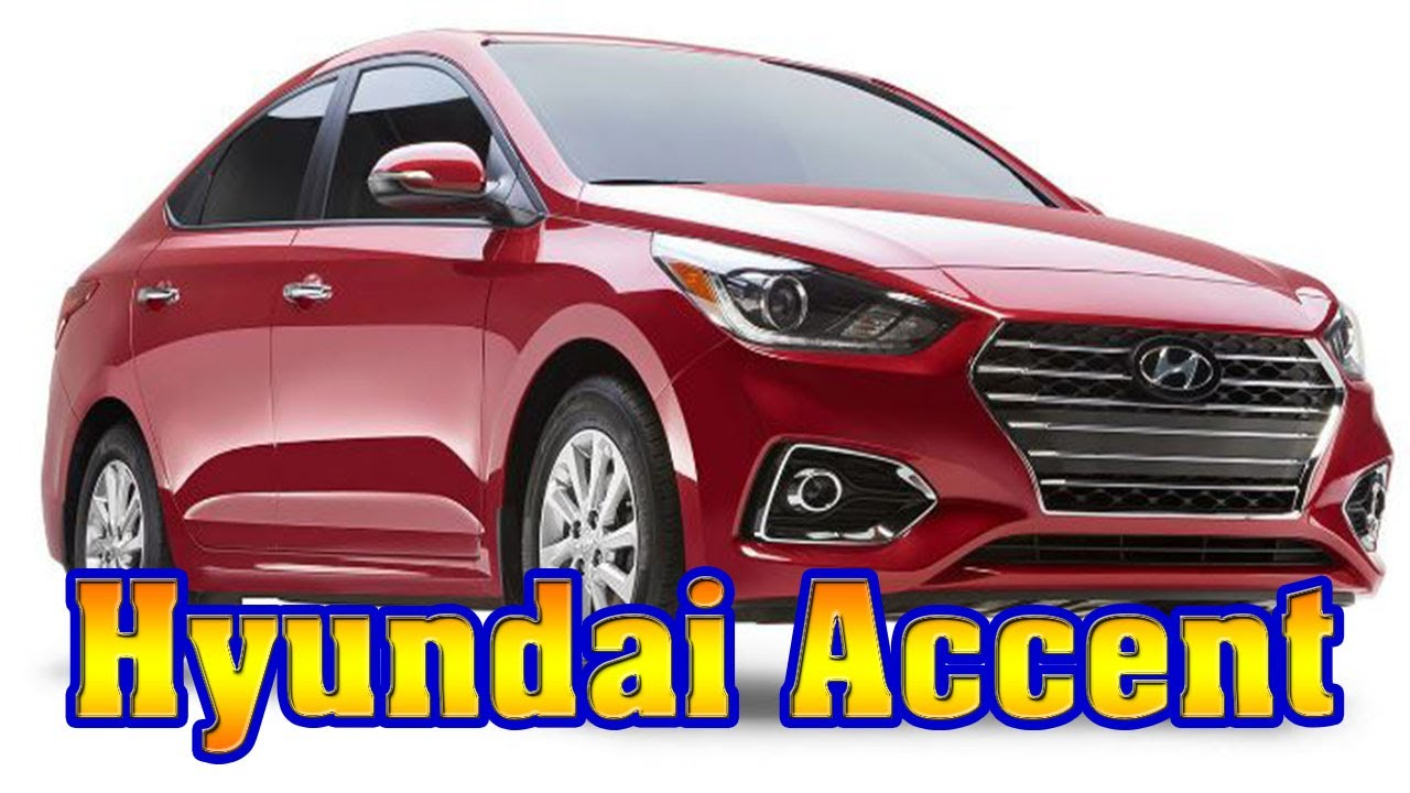 Price of hyundai accent