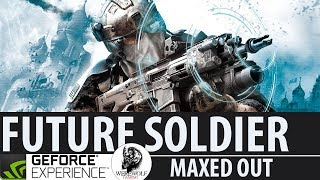 Ghost Recon Future Soldier First Mission Gameplay  [ Maxed Out Setting ] | Gforce GTX 1050 Ti