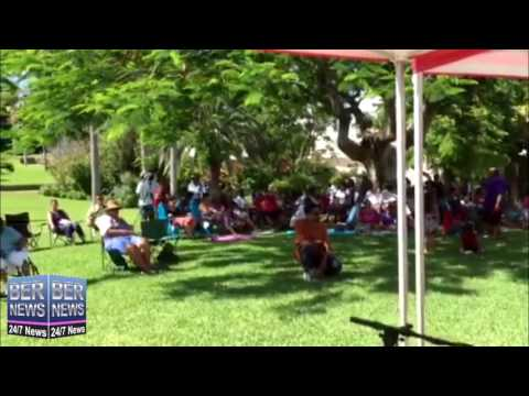 Bermuda Heroes Weekend Pan In The Park, June 26 2016