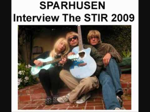 SPARHUSEN Interview THE STIR 2009