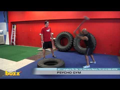 MyLocalBuzzTV - Psycho Gym - Dallas