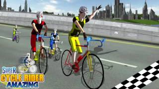 Cycle Race Game Play Offered By Zee Vision Games