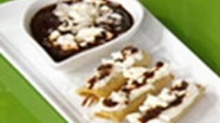 Tacos Dorados Con Salsa Borracha