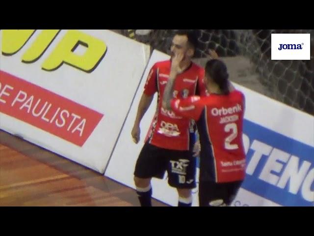 JEC/Krona 3x1 Corinthians - Jogo de Ida Quartas de Final LNF 2019