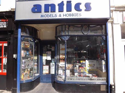 Antics Hobbie & Models Gloucester
