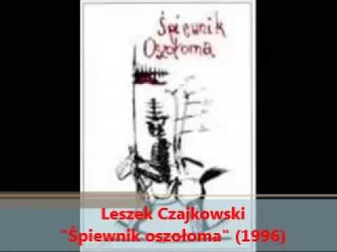 """List do Wiecha Wiecheckiego - Leszek Czajkowski - Śpiewnik oszołoma"""" (1996)"""