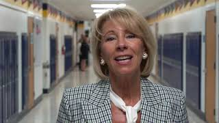Secretary Betsy DeVos - Nashville - Education Freedom - 04012019