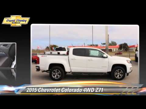 New 2015 Chevrolet Colorado 4wd Z71 Norman Youtube