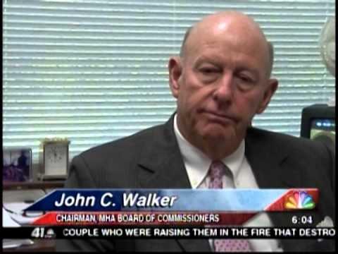 41NBC/WMGT- MHA Director Retiring- 9.27.12