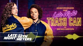 Late Night Trash Can with Amber Ruffin and Jenny Hagel Live at SXSW