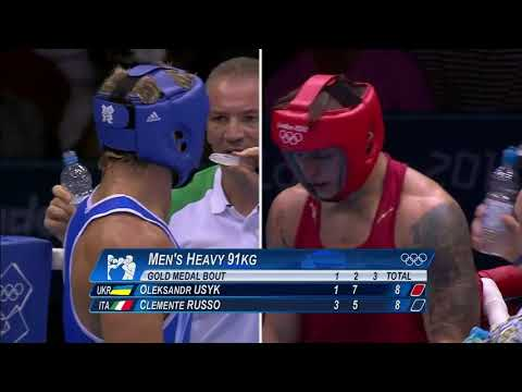 2012 08 11 Alexander Usyk vs Clemente Russo