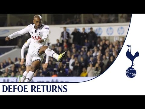 Jermain Defoe returns - Exclusive interview