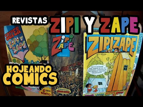 Zipi y Zape y la Isla del Capitán - Saludo Zipi y Zape from YouTube · Duration:  21 seconds