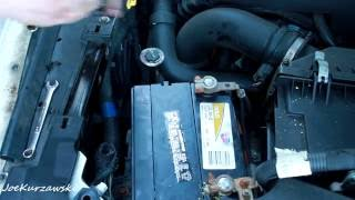 Dodge Caliber Battery Replacement