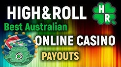 Best Australian Online Casino Payouts