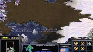 "29-Historia de Starcraft Brood War Mision extra ""Resurrection IV"""