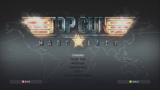 Top Gun: Hard Lock (Xbox 360) Gameplay
