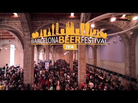 Barcelona Beer Festival 2014 - BBF '14 (Resume)