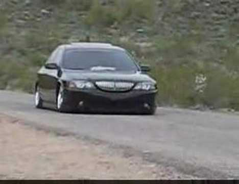 Lincoln Ls Drag Youtube