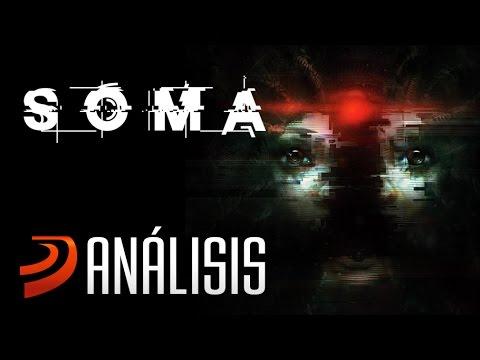SOMA es un JUEGO de TERROR alucinante. REVIEW