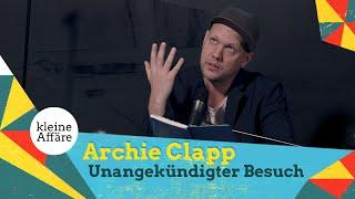 Archie Clapp – Unangekündigter Besuch
