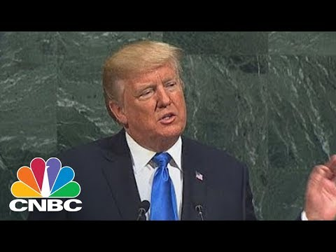 President Donald Trump: United States Has Done Very Well Since Election Day | CNBC