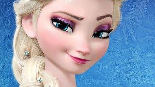 disneys frozen  elsa inspired makeup tutorial