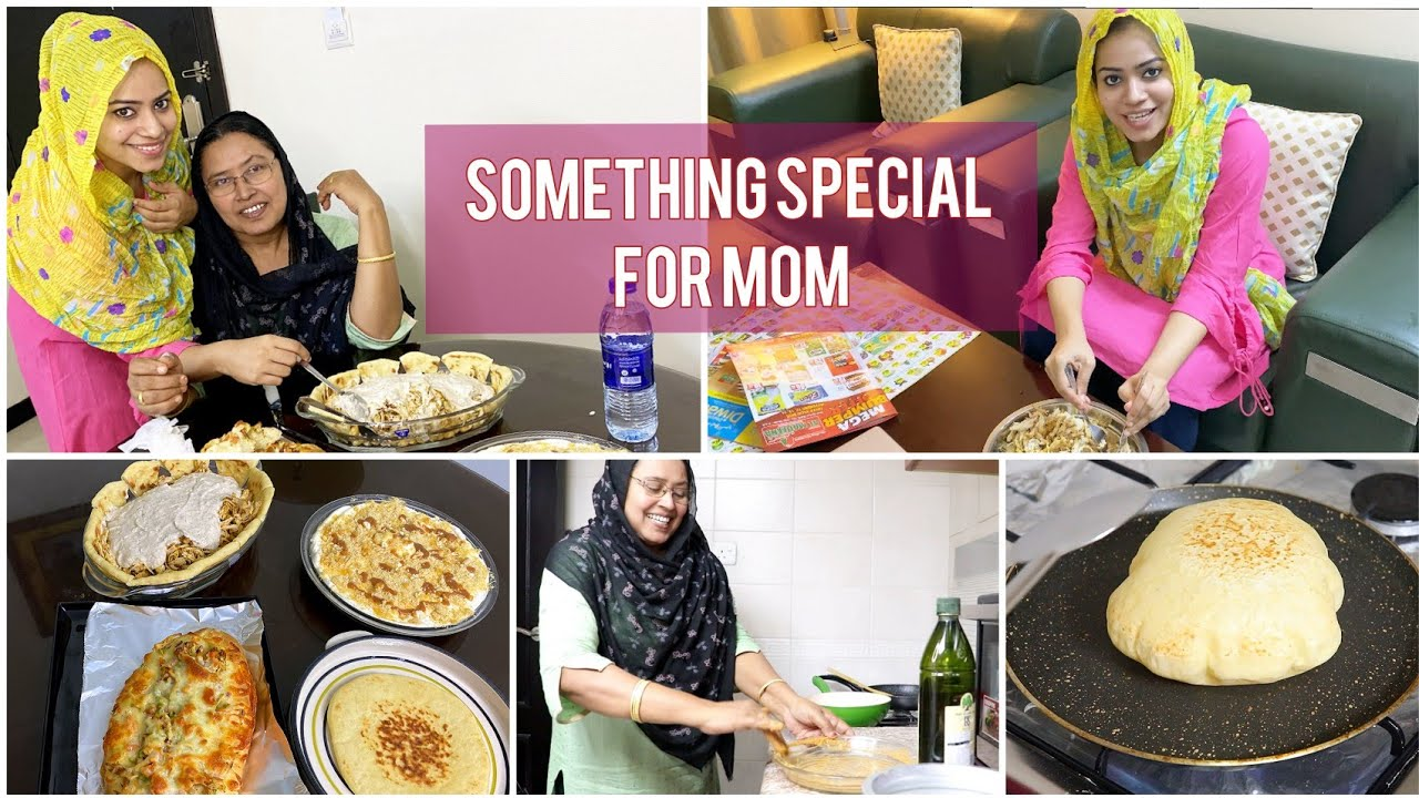 Something Special for Mom / Zulfia's Recipes / Fatteh / Pide recipe / day in my life tamil / diml