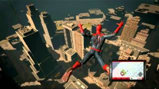 gameplay the amazing spider man pc crack