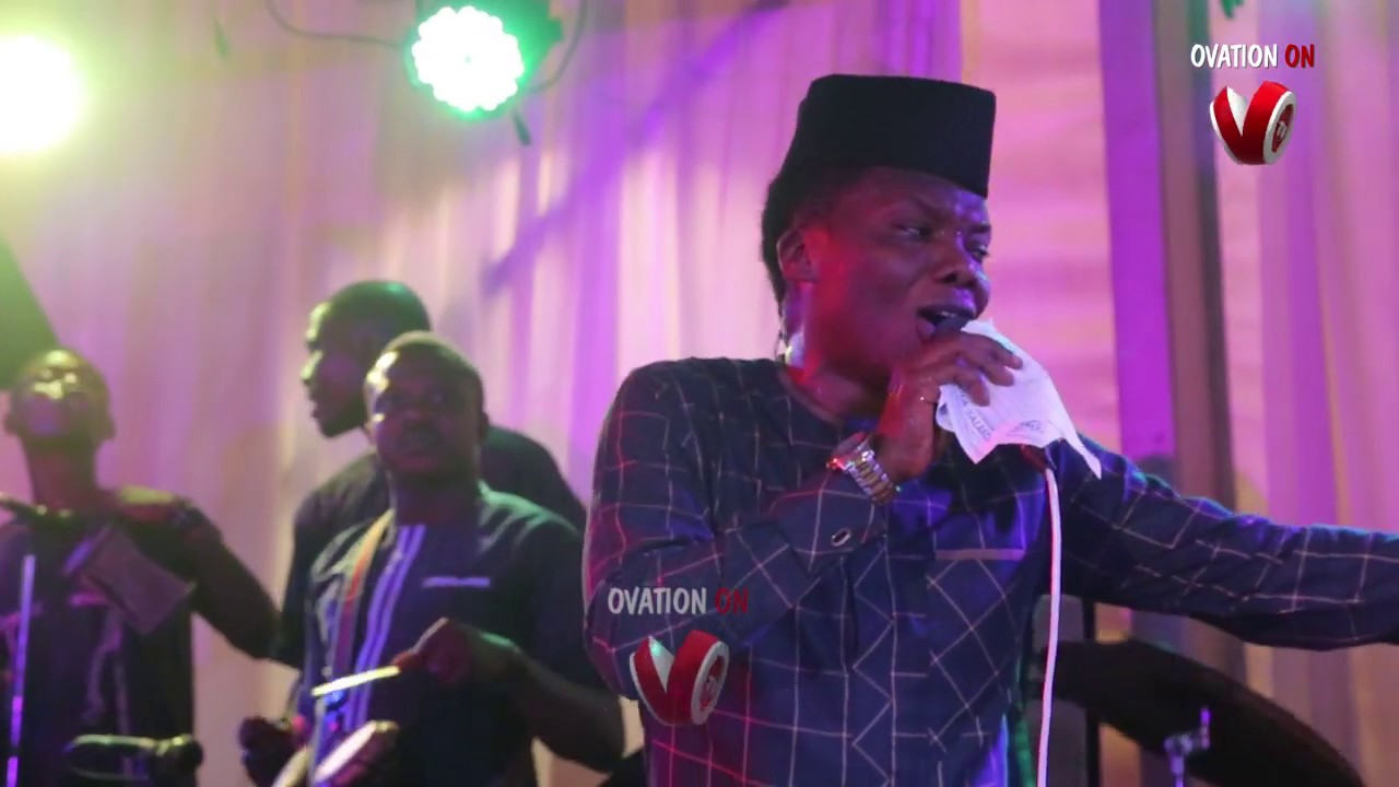 Download Mega 99 performance at Sotayo Mum's Burial in Lagos