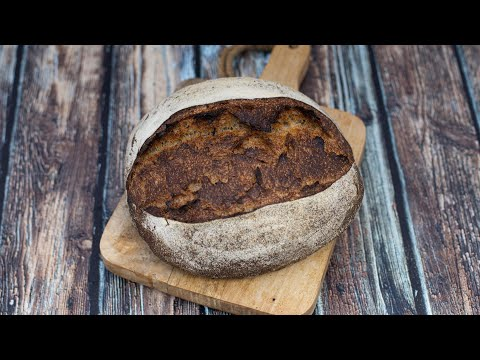 is-it-important-to-shape-your-sourdough-bread?-|-high-hydration-shaping-|-foodgeek