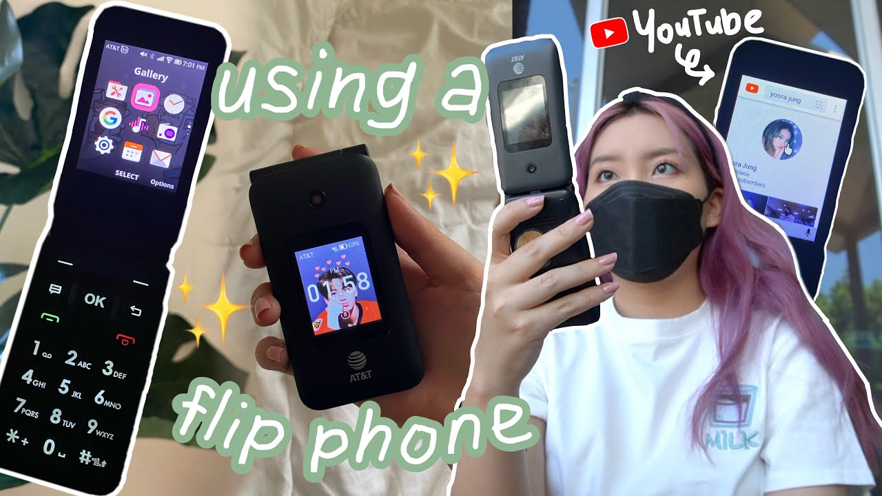 Using a flip phone for 3 days